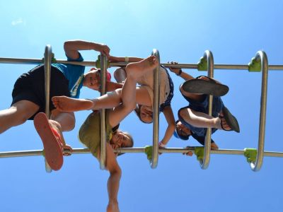 Jeux pour les enfants en Vendée à Saint Jean de Monts