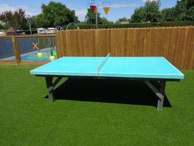 Table de ping-pong camping plein sud saint jean de monts vacances en vendée